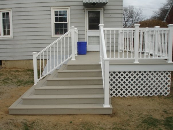 Deck Installation in Central New jersey